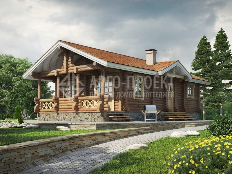 Строительство домов, коттеджей и дач в Тюмени Проект
