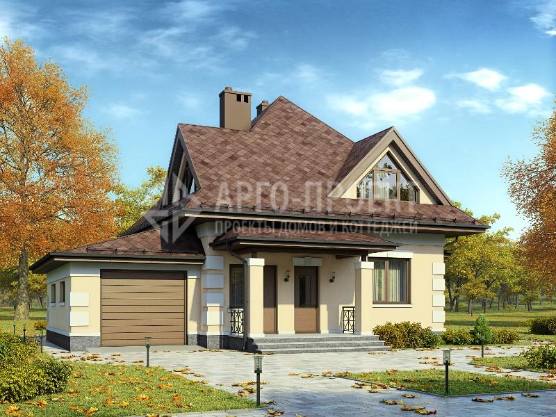 Экономичные проекты домов и коттеджей