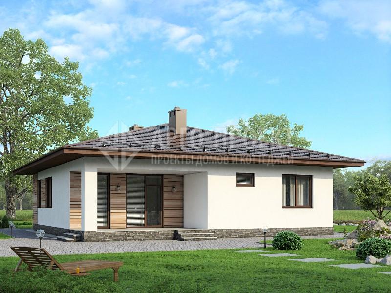 Проекти дачних будинків Проекти будинків 100-150 м2