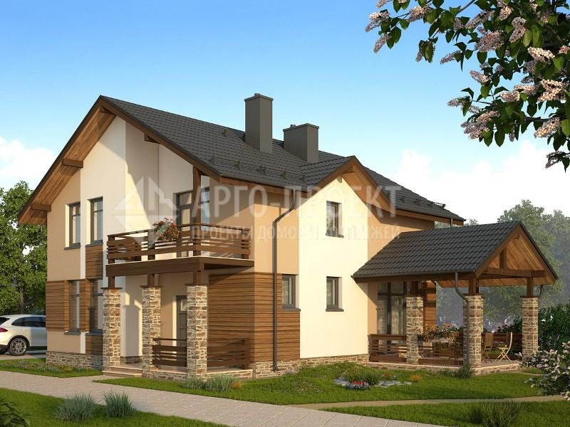 Индивидуальное проектирование домов от компании Дачный